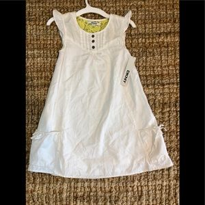 Girls DKNY BoHo Dress
